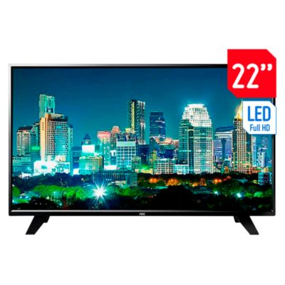 "Televisor Smart LED FHD 22"" 22M3085"