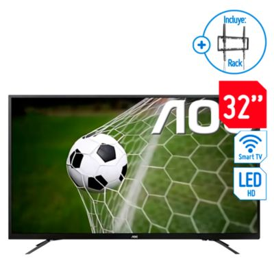 "Televisor Smart LED HD 32"" LE32M1370 +  Rack Fijo"