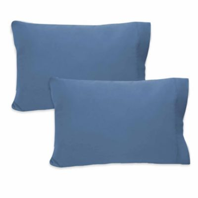 Set Funda x2 Azul 70x50 cm