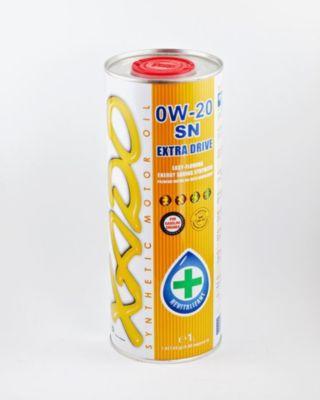 Aceite de Motor Atomic 0W-20 SN 1 Litro