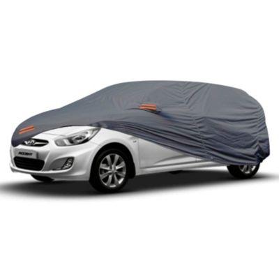 Cobertor Funda Hyundai Accent Hatchback Gris