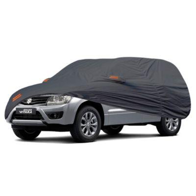 Cobertor Funda Suzuki Grand Vitara 4 Puertas Gris