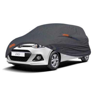 Cobertor Funda Hyundai I10 Hatchback Gris