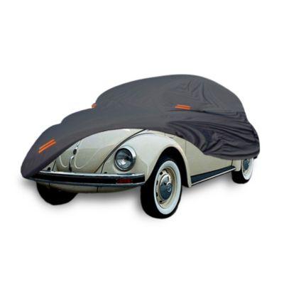 Cobertor Funda Volkswagen Escarabajo Sedan Gris
