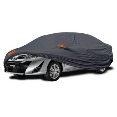 Cobertor Funda Toyota Yaris Sedan 2015 Al 2019 Gris