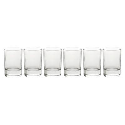 Set 6 Vasos Shot Nevada 0.5L