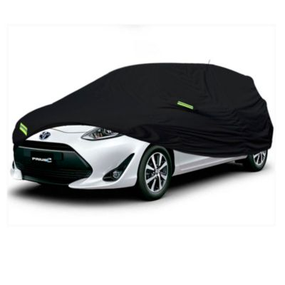 Cobertor Funda Toyota Prius C Hatchback Negro