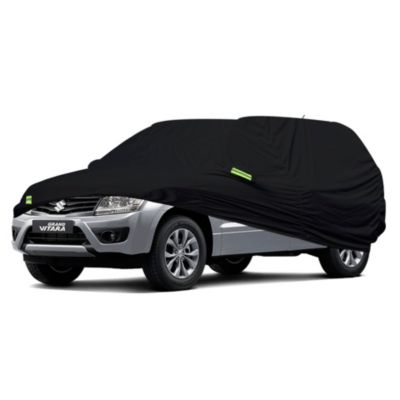 Cobertor Funda Suzuki Grand Vitara 4 Puertas Negro