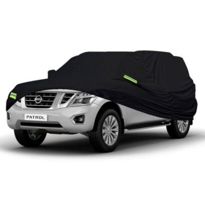 Cobertor Funda Nissan Patrol Negro