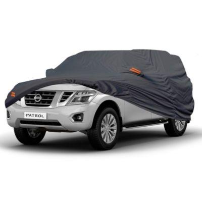 Cobertor Funda Nissan Patrol Gris