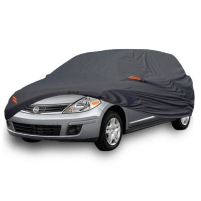Cobertor Funda Nissan Tiida Hatchback Gris