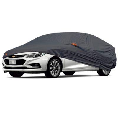Cobertor Funda Chevrolet Cruze Sedan Gris