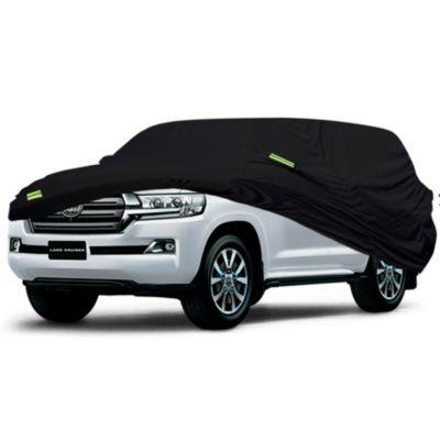 Cobertor Funda Toyota Land Cruiser Negro