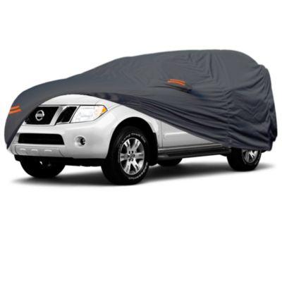 Cobertor Funda Nissan Pathfinder Gris