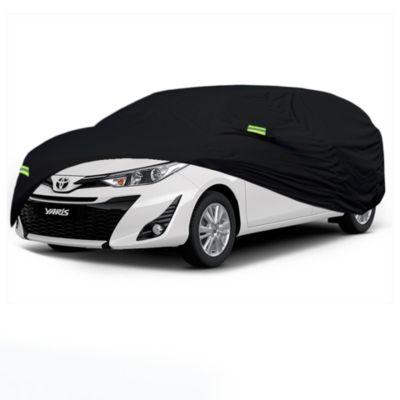 Cobertor Funda Toyota Yaris Hatchback Negro