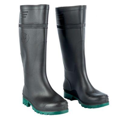 Botas de Seguridad PVC Negro T35