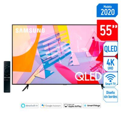 Televisor QLED Smart LED 4K 55'' QN55Q60TAGXPE