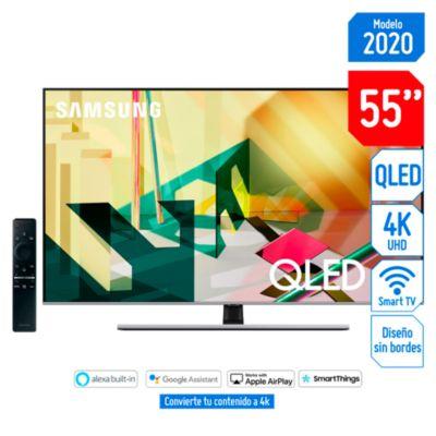 Televisor QLED Smart 4K UHD 55'' QN55Q70TAGXPE