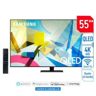 Televisor Smart LED 4K 55'' QN55Q80TAGXPE
