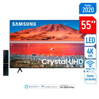 Televisor Smart LED UHD 55'' UN55TU7000GXPE
