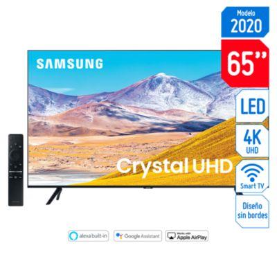 Televisor Smart 4K UHD 65'' UN65TU8000GXPE