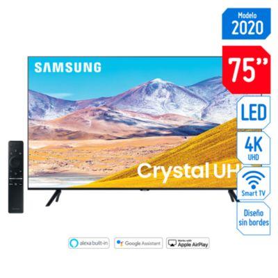 Televisor Smart 4K UHD 75'' UN75TU8000GXPE