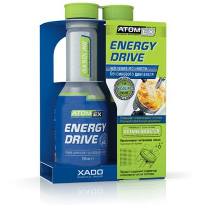 Atomex Energy Drive Gasolina