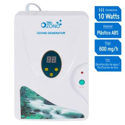 Purificador de agua y aire por ozono 600 mg/hr 10W GL-3189