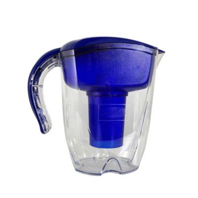 Jarra Alcalina Purificadora de Agua Azul