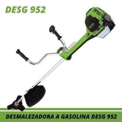 Desmalezadora/ Motoguadaña Gas 52Cc  23 HP 2 T