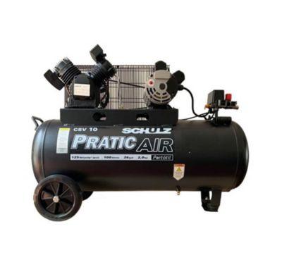 Compresor de Piston 2 HP/ 220V 60Hz 100L