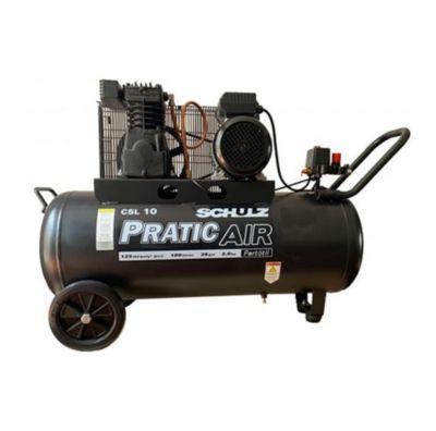 Compresor de Piston 2 HP/ 220V 60Hz-100L