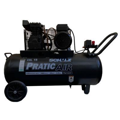 Compresor de Piston 3 HP/ 220V 60Hz 100L