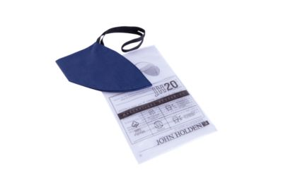Mascarilla de tela lavable Azul x10