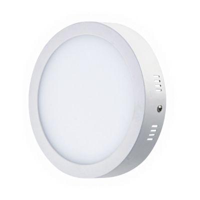 Panel LED Circular 6W Luz Cálida