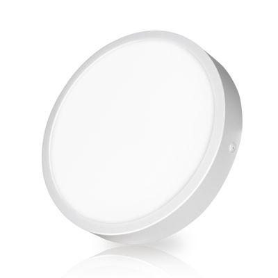 Panel LED Ultra Delgado Circular 18W Luz Cálida