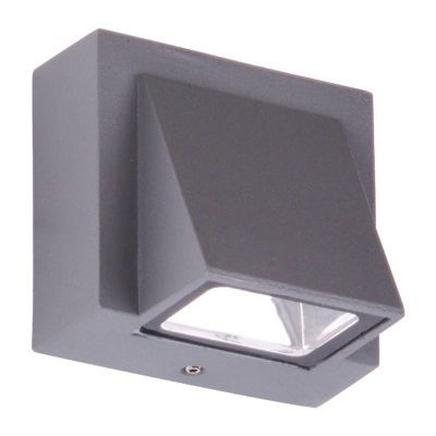 Aplique Led Firenze 3.5W Luz amarilla IP54