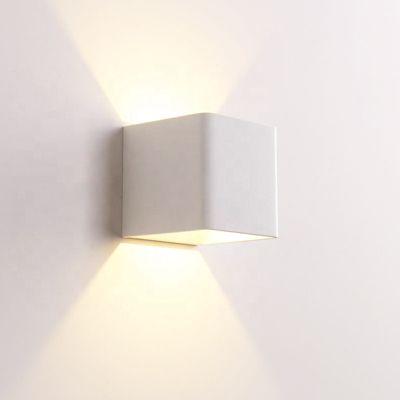 Aplique Led Zuber 8W Luz amarilla IP20
