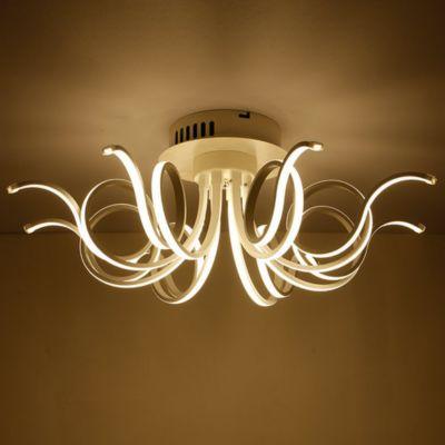 Lámpara de Techo Led Auraga 80W Luz amarilla