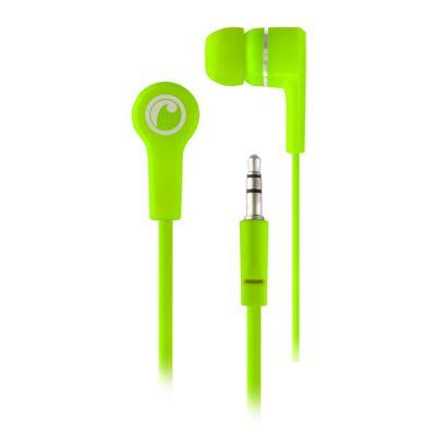 Audífono Stereo Verde