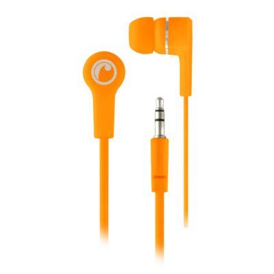 Audífono Stereo Naranja