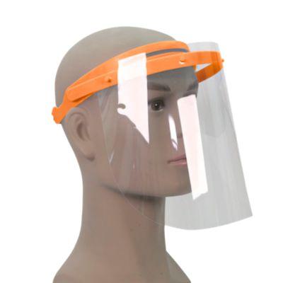 Protector Facial Naranja