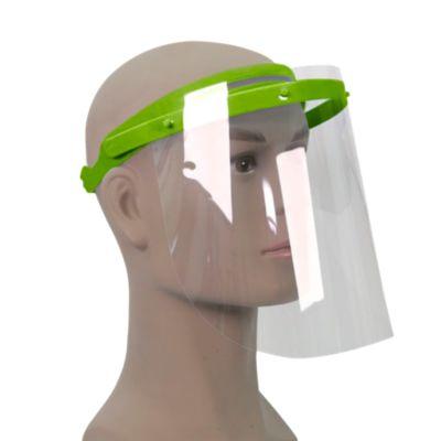 Protector Facial Verde