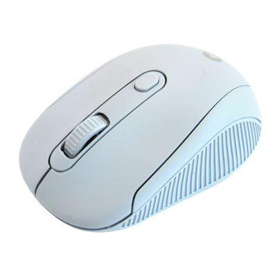 Mouse Inalambrico 223 Gris con Pilas