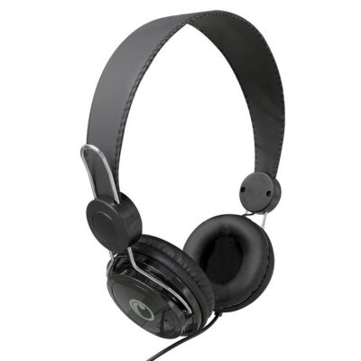 Headphone Negro con Microfono 1.8M