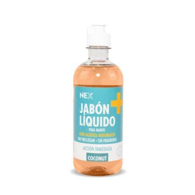 Jabón Líquido Coco 400 ml
