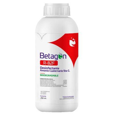 Amonio Cuaternario Betagen R-82F 250 ml
