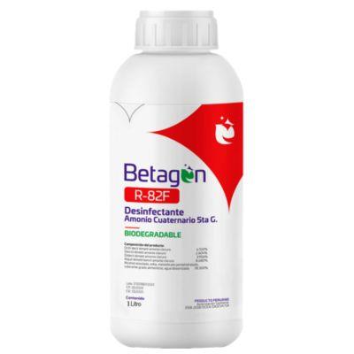 Amonio Cuaternario Betagen R-82F 1L