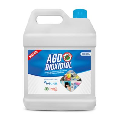 Desinfectante Virucida Multiuso Dioxidiol 5L