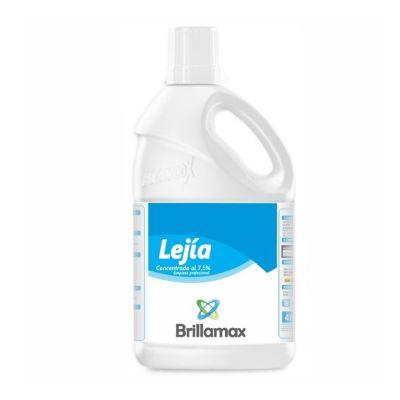 Lejía Desinfectante Hipoclorito de Sodio 7.5% 4L